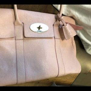 16cc8d29ad06 Mulberry Bags - Mulberry Bayswater Blush Glossy Goat leather!